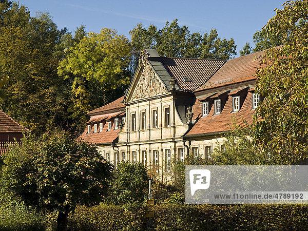 Kloster Langheim  Klosterlangheim  Franken  Bayern  Deutschland  Europa