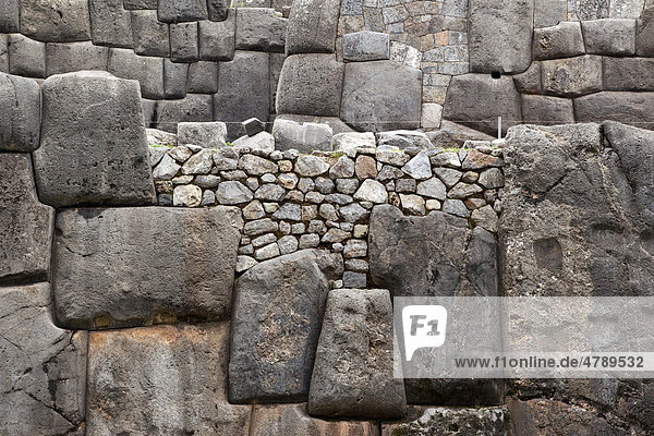 Antike steinmauer