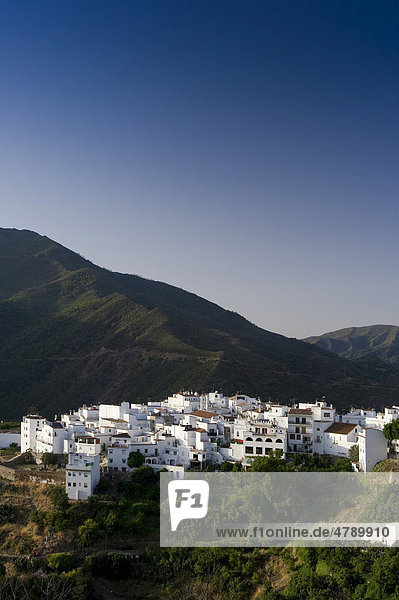 Ist·n  Costa del Sol  Andalusien  Spanien  Europa