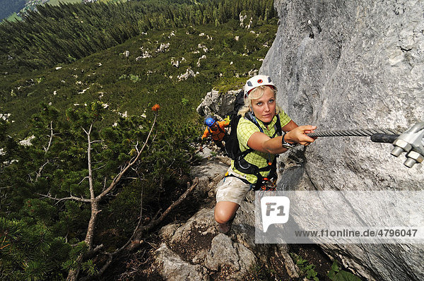Klettersteig Chiemgau : Klettern und klettersteig