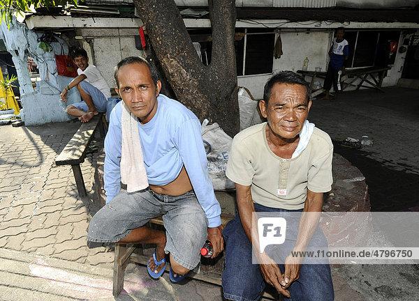 Philippinische Männer