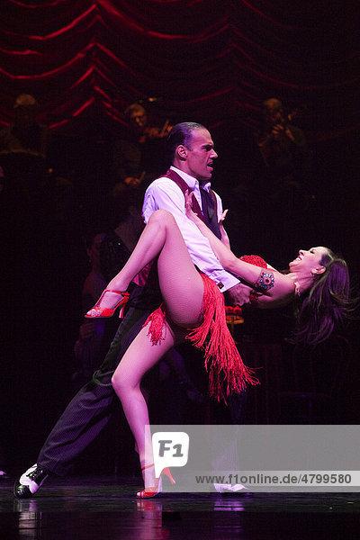 Tango Musical Tanguera with Junior Cervila and Leticia Fallacara  Sadler's Wells Theatre  London  United Kingdom  Europe