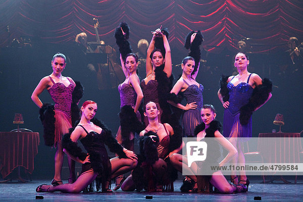 Tango Musical Tanguera  Sadler's Wells Theatre  London  United Kingdom  Europe