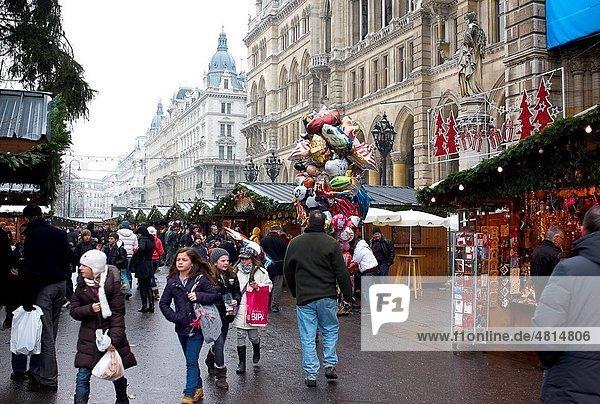 -Christmas in Wien- Austria.