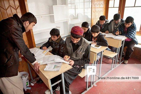 girls school in Afghanistan