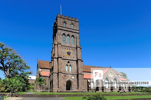 Immaculate Conception Co Cathedral Basseterre St Kitts Caribbean Cruise NCL