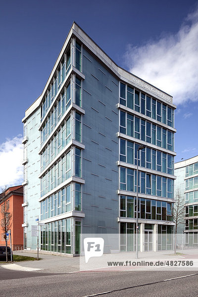 Wolfgang-Köhler-Haus  Psychologisches Institut der Humboldt-Universität  Wissenschaftsstadt Adlershof  Berlin  Deutschland  Europa