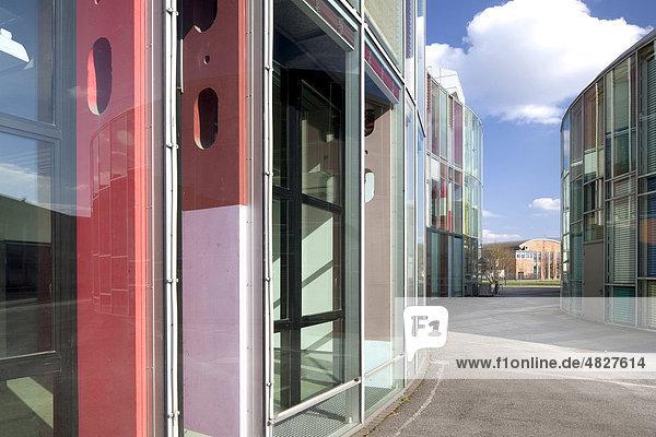 Zentrum für Photonik und Optische Technologien  Photonikzentrum  Humboldt-Universität  Wissenschaftsstadt Adlershof  Berlin  Deutschland  Europa