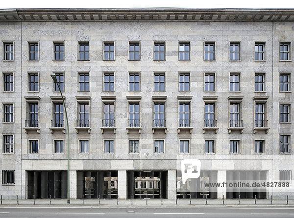 Bundesministerium der Finanzen  ehemaliges Reichsluftfahrtministerium  Berlin-Mitte  Berlin  Deutschland  Europa