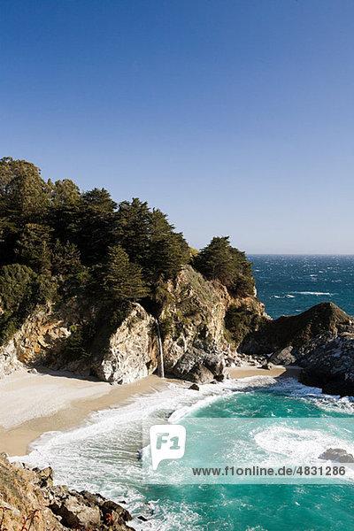 Küste  Monterey  Kalifornien  USA