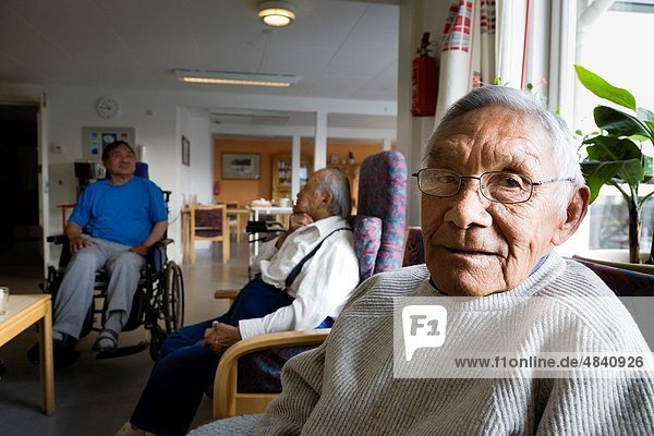 Home for the elderly  Narsaq  South Greenland