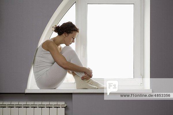 Interior  zu Hause  Frau  40-50 Jahre  40 bis 50 Jahre