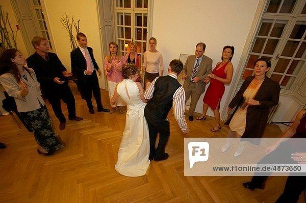 Braut  tanzen