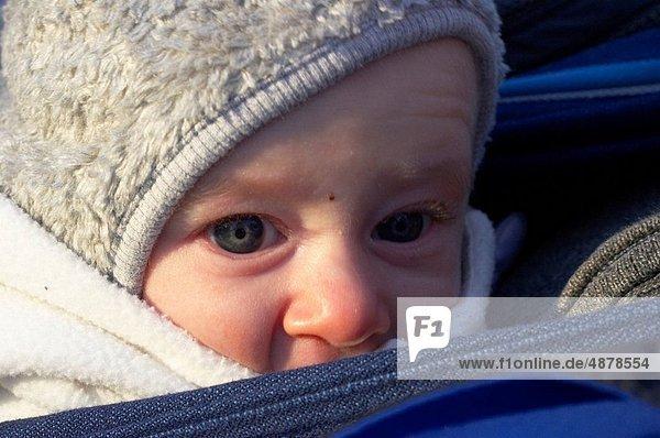 Porträt von baby