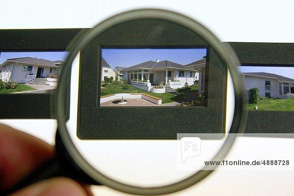Wohnhaus Verletzung der Privatsphäre suchen