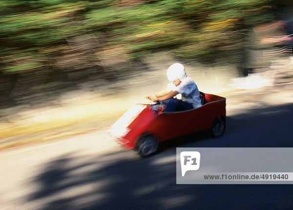 Seife  Wettrennen  Rennen  Junge - Person  Auto  Fernverkehrsstraße