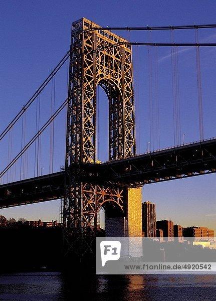 Tischset Brücke Sonne
