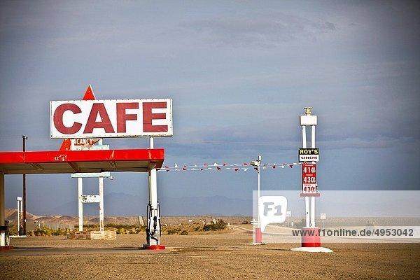 Wüste  Geschichte  Kalifornien  vorwärts  Sehenswürdigkeit  Richtung  Mojave-Wüste  alt