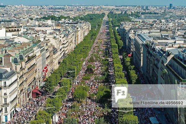 Paris  Hauptstadt  Frankreich