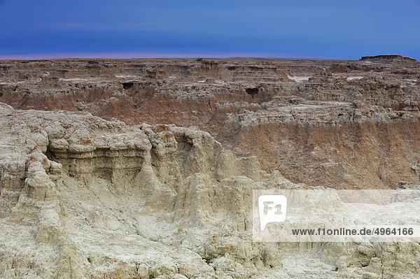 USA  South Dakota  Badlands Nationalpark  Cedar Pass