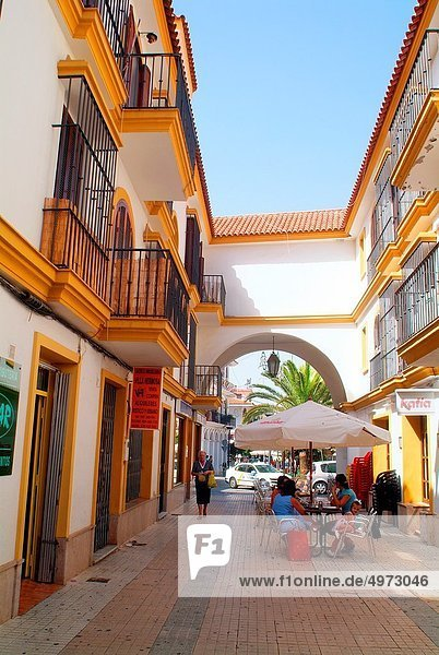 Andalusien Huelva Spanien