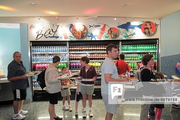 Fast Food  takeaway  junk  Frau  Mann  Attraktivität  Cafeteria  Tochter  Reihe  Mädchen  Mutter - Mensch  Atlanta