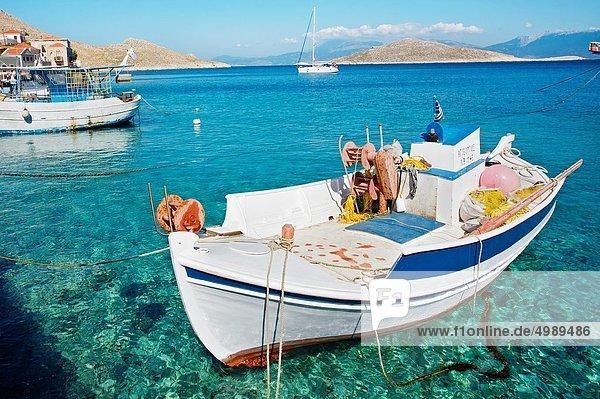 Europa  Dodekanes  Griechenland  Griechische Inseln