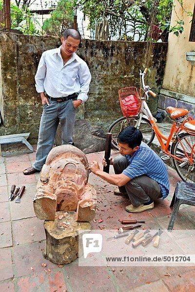 Bildhauer  Vietnam