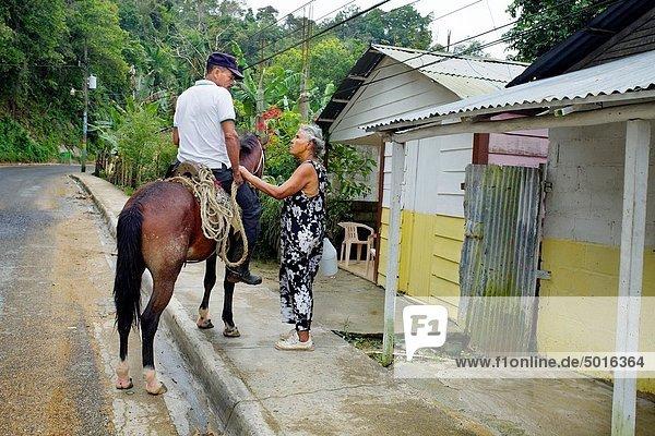 Karibik Westindische Inseln Dominikanische Republik