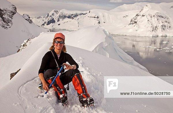 Berggipfel  Gipfel  Spitze  Spitzen  Klettern  Anstieg