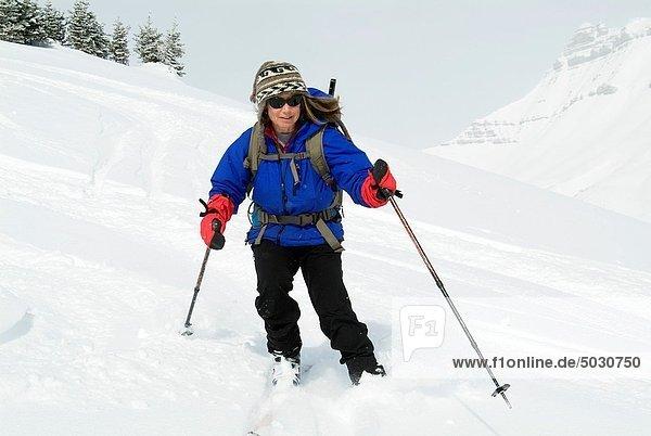 Berg  Felsen  Junge - Person  Skisport  8  Alberta  Banff  Kanada