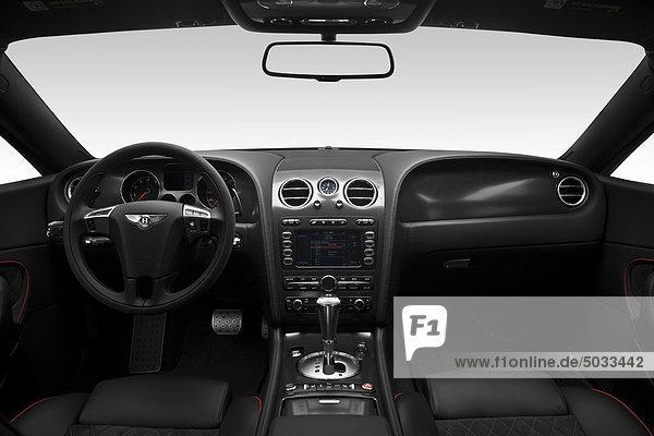 grau Lenkrad Bentley Mittelkonsole Armaturenbrett