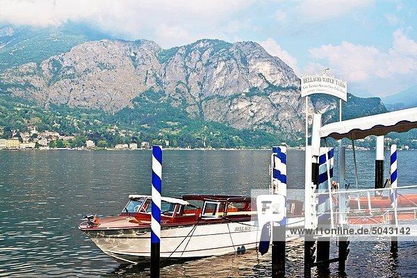 wellknow small village in Italy  Lake Como  Piedmont