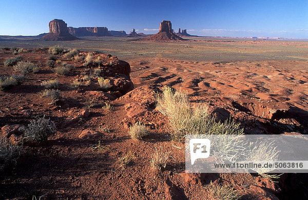 USA  Arizona  Denkmal-Senke
