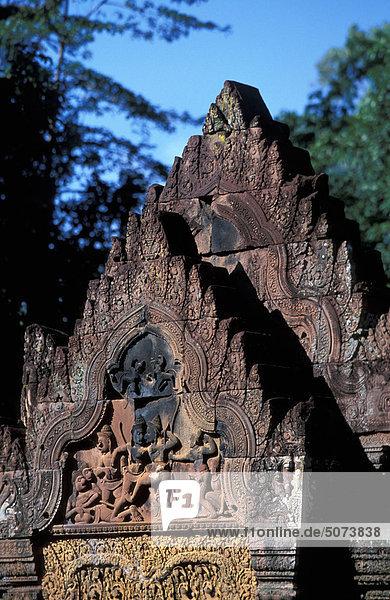 Cambodia - Angkor  Banteay Srei temple