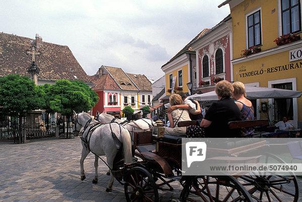 Transport Ungarn