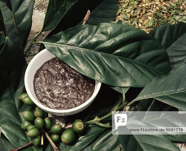Kaffee-Peeling  Bali