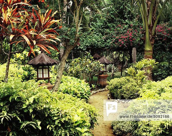 Gärten von Bali Hyatt  Sanur  Bali