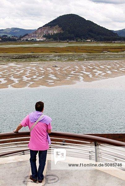 Landschaft  Aussichtspunkt  Sumpf  Mirador  Spanien