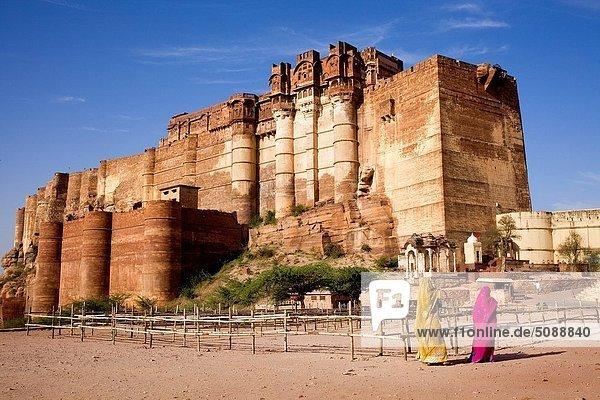 Indien  Jodhpur  Rajasthan