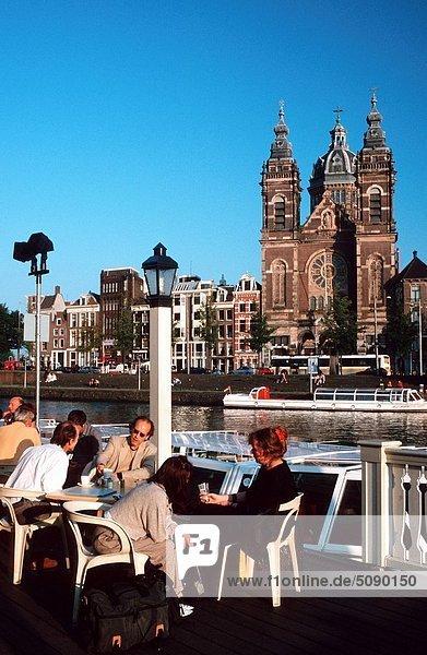 Amsterdam  Hauptstadt
