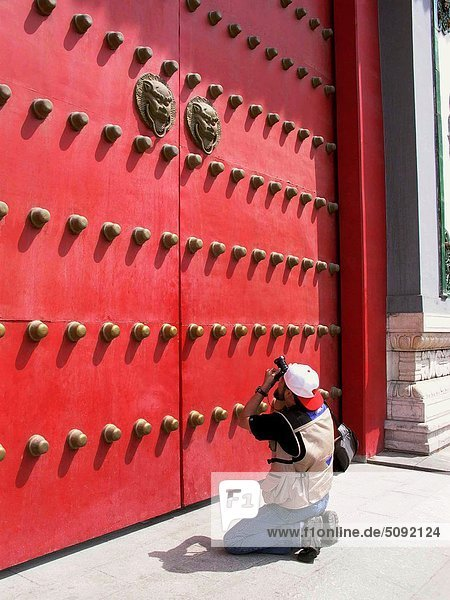 Photographer in China  Beijing  P.R. of China