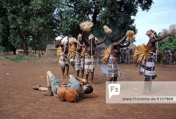 Côte d ' Ivoire-Boundali-Ngoror-Tanz