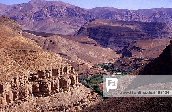 Marokko  Haut Atlas  Tal Dades