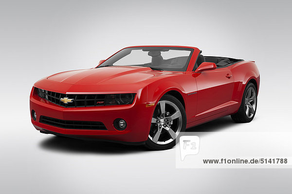 frontal rot Ansicht Flachwinkelansicht Chevrolet Winkel