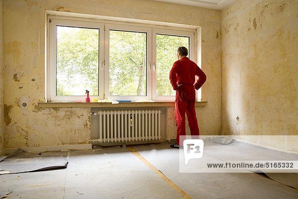 Renovierung einer Wohnung