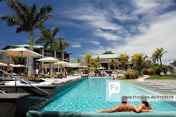 United States of America  Puerto Rico  Vieques island  luxury hotel and resort W