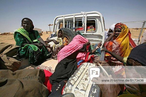 Gesundheitspflege  Fürsorglichkeit  Tschad