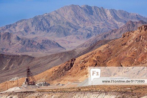 Vereinigte Staaten von Amerika  USA  Death Valley Nationalpark  Kalifornien