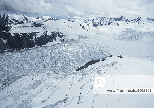 Franz-Josef-Gletscher  Neuseeland